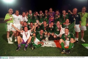 Ireland U-18 Euro Champs