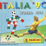 Panini stickers, the habit of a lifetime
