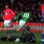 Robbie Keane v Czech Republic 2000