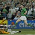 Robbie Keane v Georgia 2003