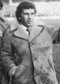 John Giles - West Brom Manager