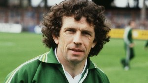 Johnny Giles Ireland Manager